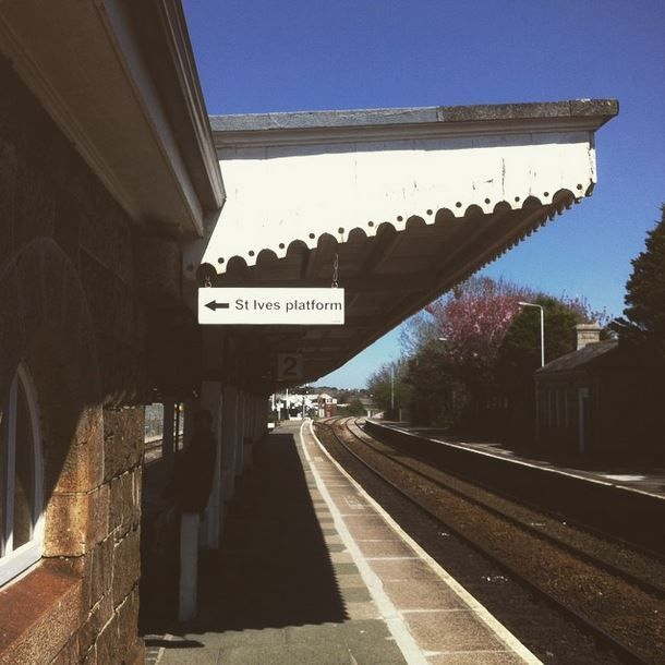 Saint Ives trainstation