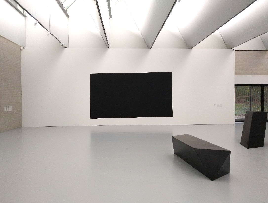 Abstract Slavery van Richard Serra in Paint it black