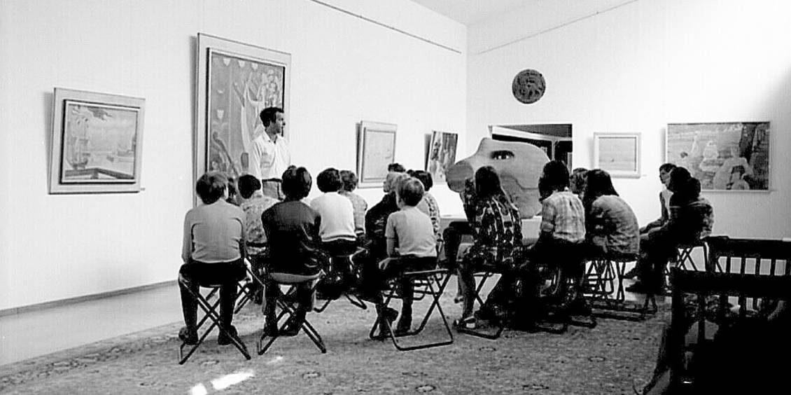 Lezingen over de collectie Kröller-Müller, 1971