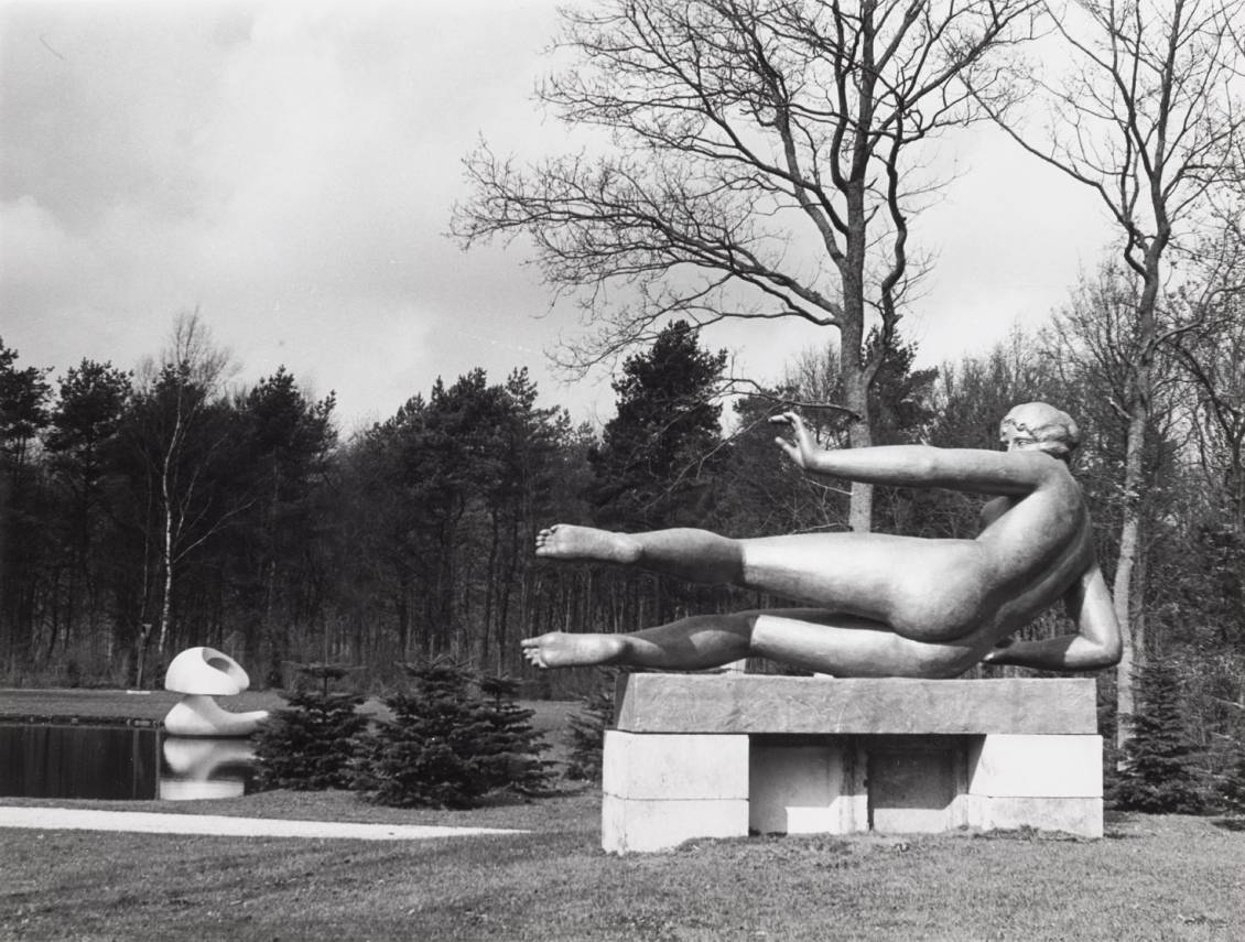 Artistide Maillol, The sky, 1939-1962