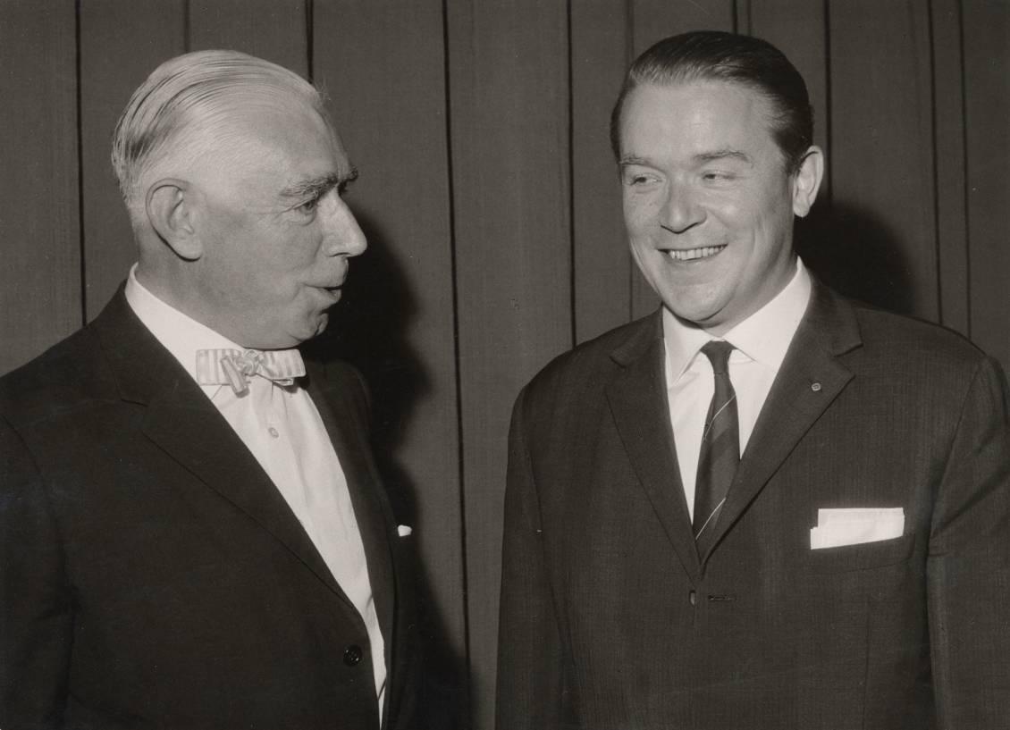 Hammacher en Oxenaar, 1 juli 1963