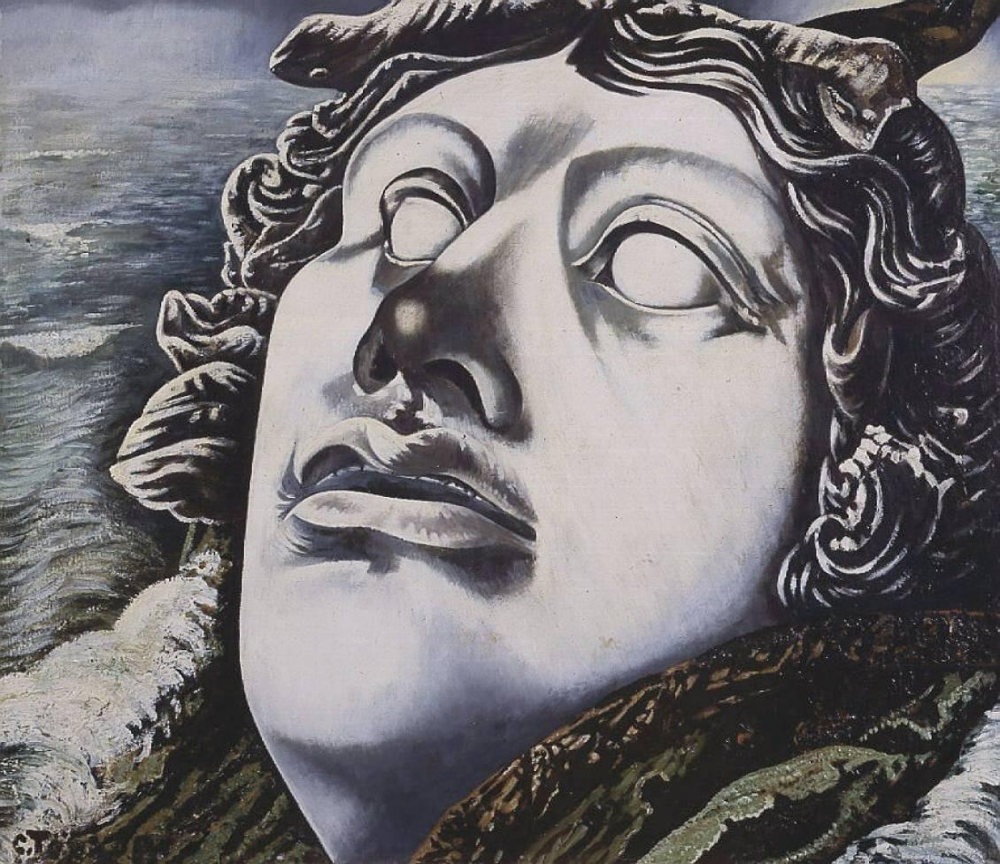 Charley Toorop, Medusa chooses the sea, 1939-1941