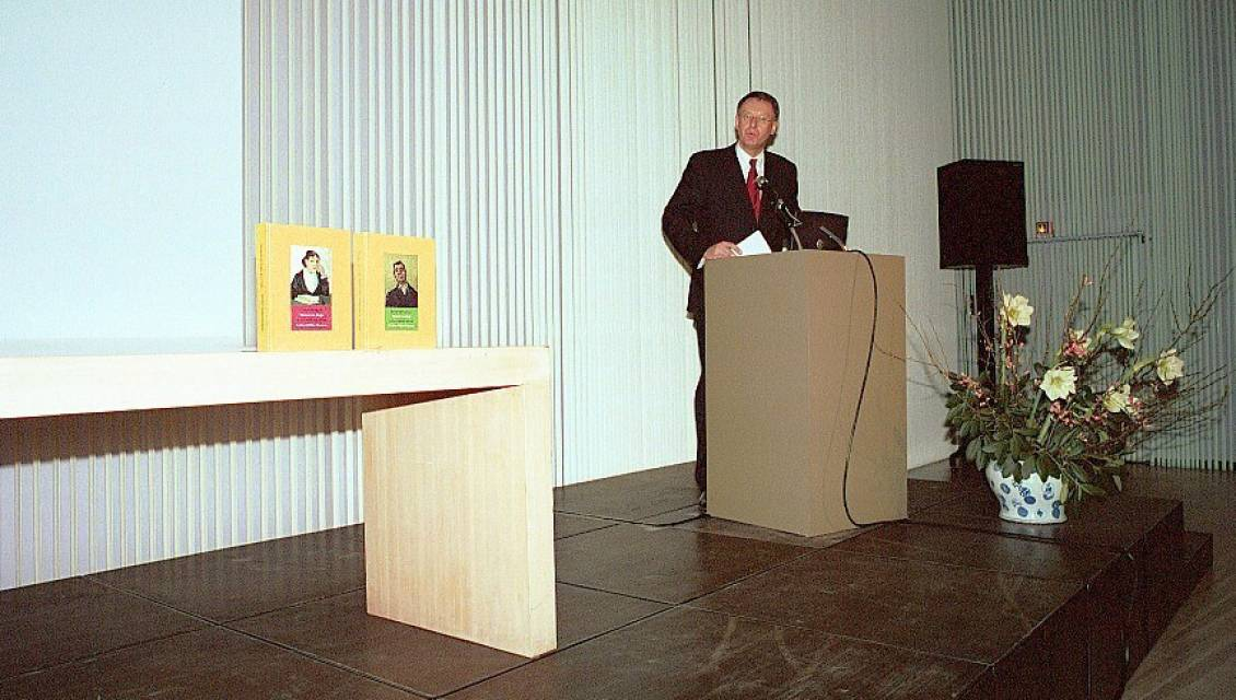 Presentation of the painting catalogueDrawings and prints by Vincent van Gogh in the collection of theKröller-Müller Museum, 2007