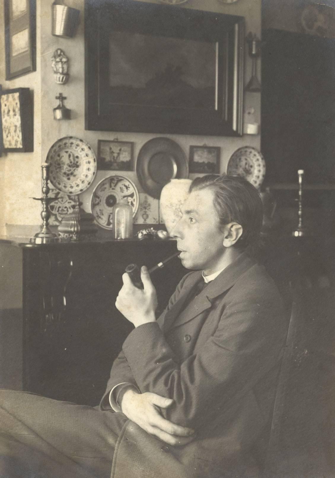 H.P. Bremmer, juli 1903