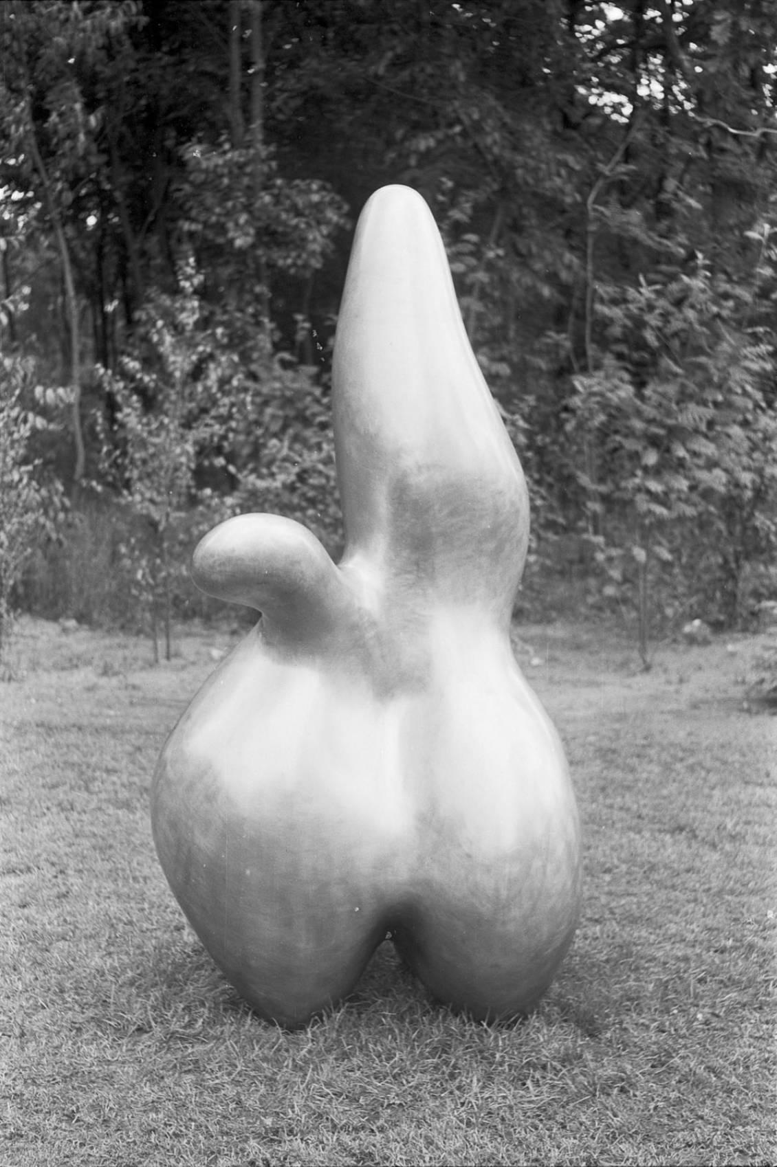 Jean Arp, Wolkenherder, 1953