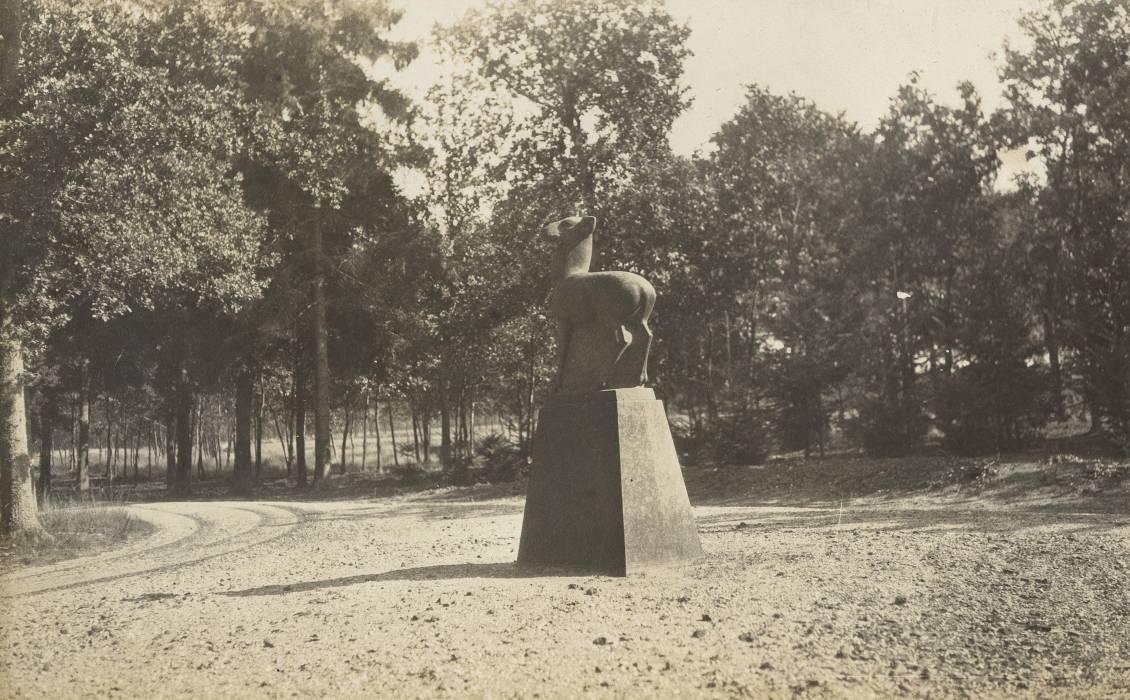 John Rädecker, Roe deer, 1922-23