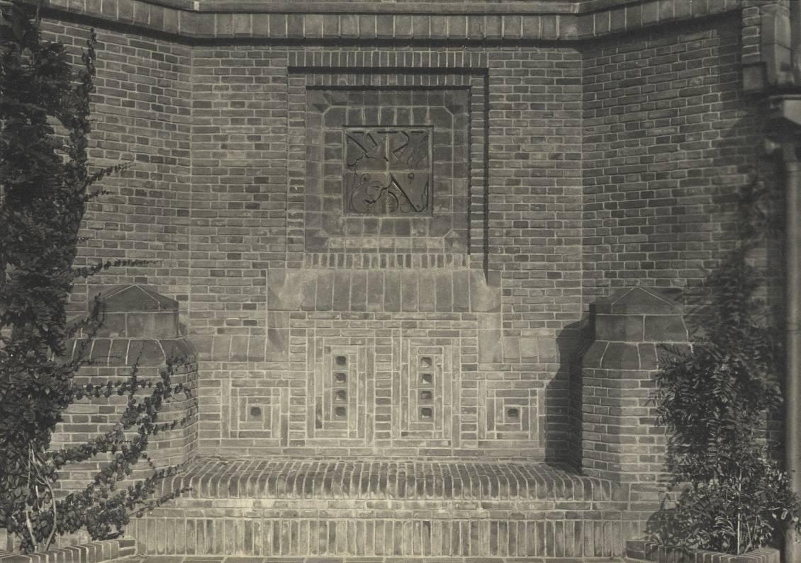 Joseph Mendes da Costa, Reliëfs, 1917