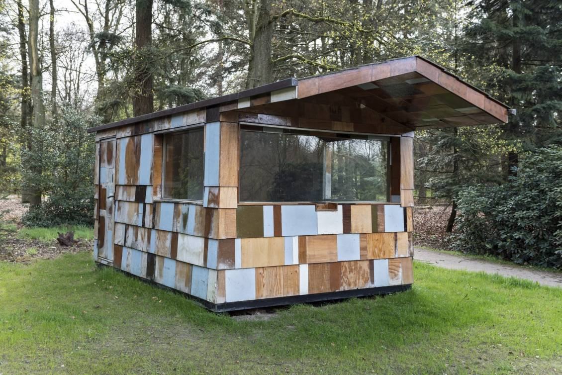 Piet Hein Eek, Little house, 2002