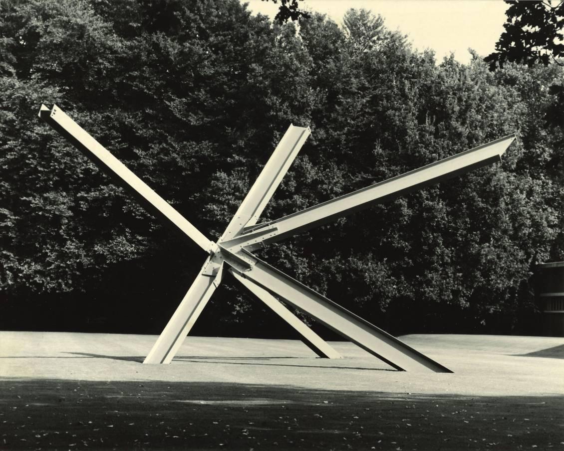 Mark di Suvero, K-piece, 1972