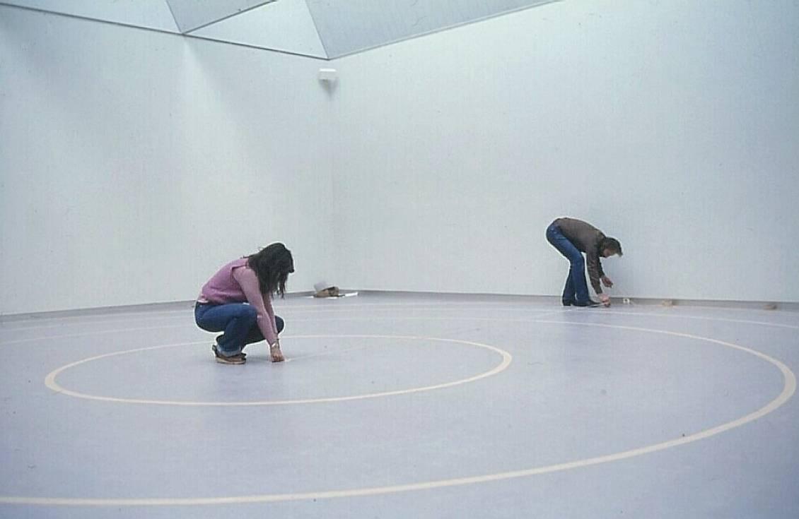 Nauman en Lindenberg, 1981