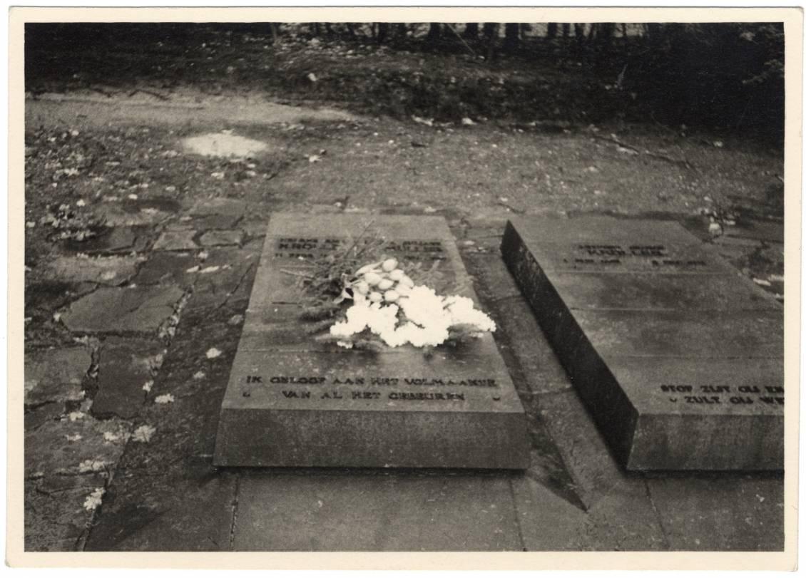 Graven van Anton Kröller en Helene Kröller-Müller.