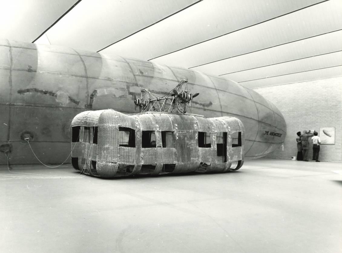 Panamarenko, Aeromodeller, 1971