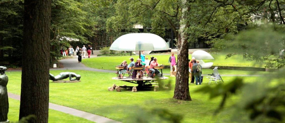 Sweet Summer Nights; 50th anniversary of the sculpture garden, 2011