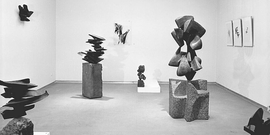 Exhibition Alicia Penalba, 1964