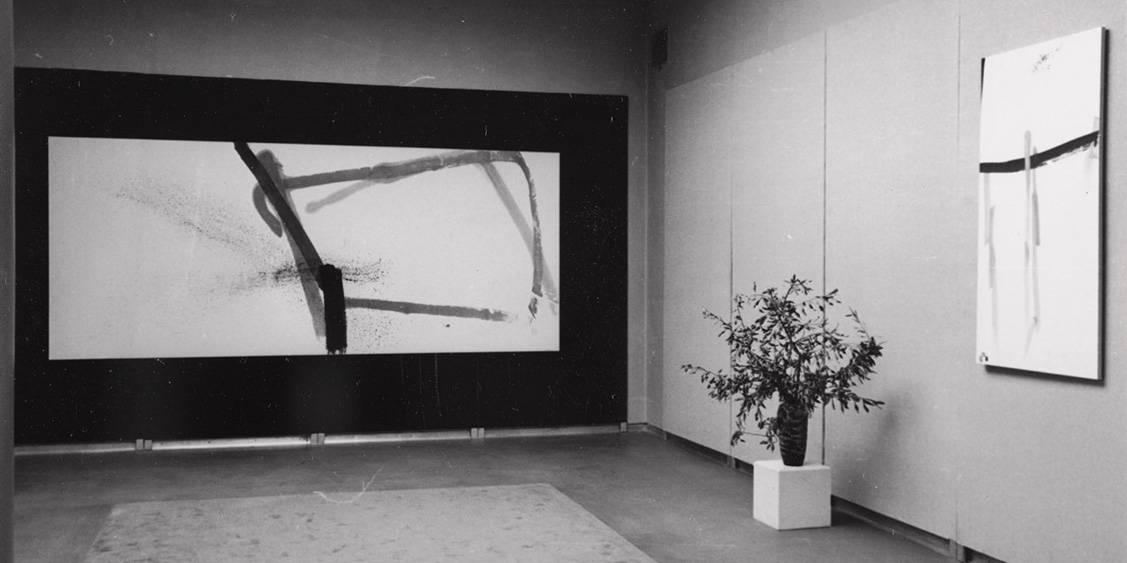 Tentoonstellingsoverzicht Traditie en Vernieuwing in de Japanse kunst, 1959