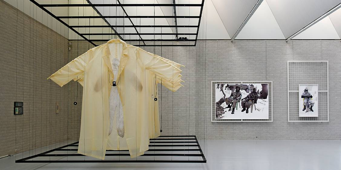 Tentoonstellingsoverzicht 'Club Mama Gemütlich', 2009