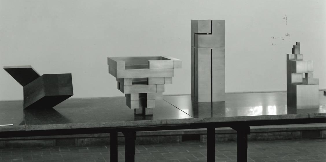 Tentoonstellingsoverzicht 'CuZn', 2000