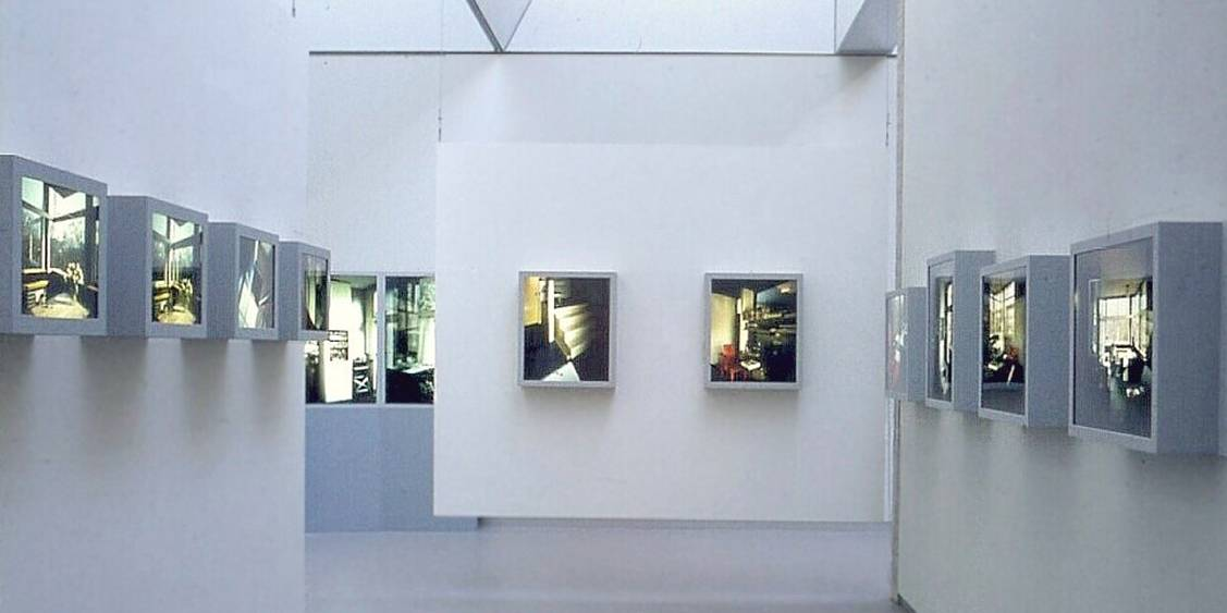 Tentoonstelling De Stijl, 1982