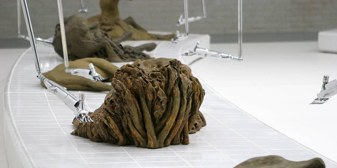 Tentoonstellingsoverzicht 'Eylem Aladogan', 2008