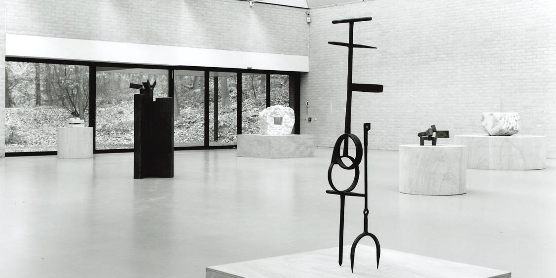 Tentoonstelling 'Experiment en ruimte', 1997