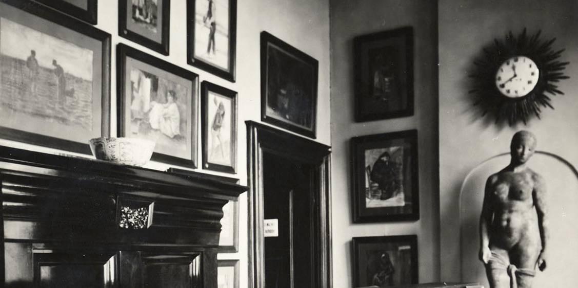 Museum Kröller, Lange Voorhout nr.1