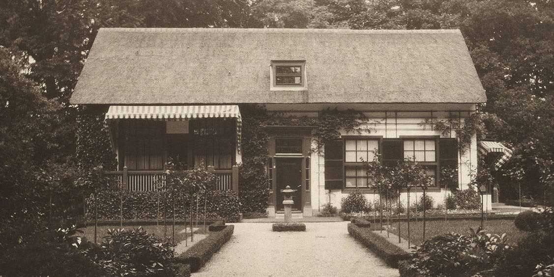 H.P. Berlage, Groot Haesebroek te Wassenaar, Wildrust, tussen 1924-1930