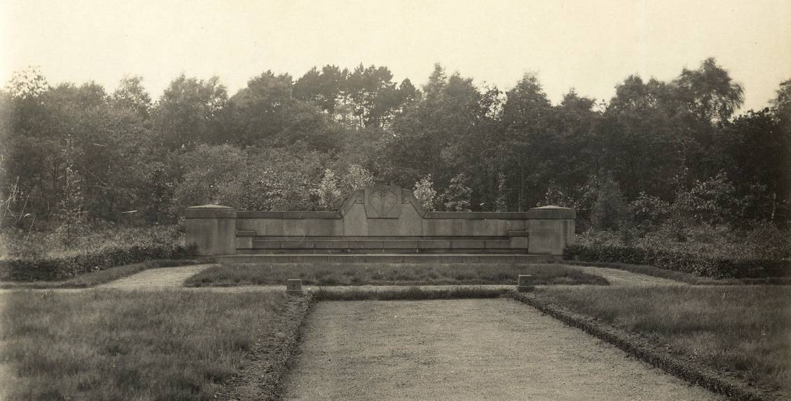 Henry van de Velde, Steynbank, 1924