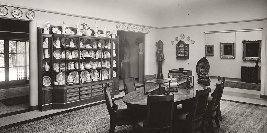 Interieur Rijksmuseum Kröller-Müller, 1938
