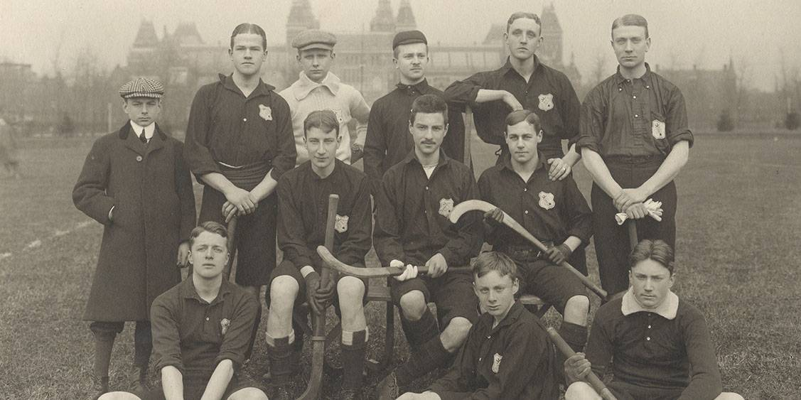 Hockeyclub ODIS, Amsterdam circa 1906