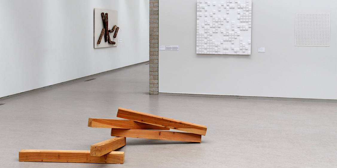 Tentoonstellingsoverzicht 'Unity' herman de vries, 2009