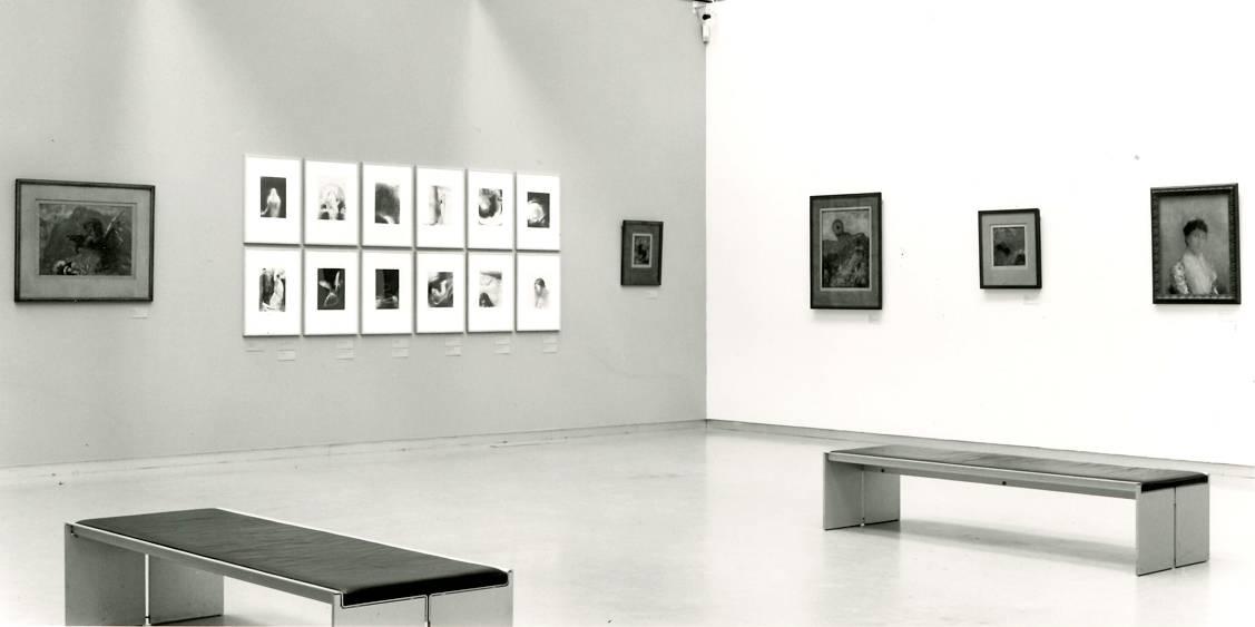 Tentoonstellingsoverzicht 'Hommes de valeur', 2002