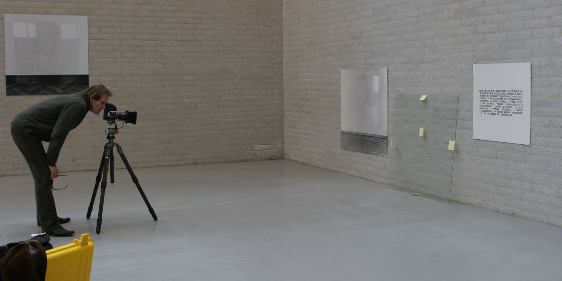 Tentoonstellingsoverzicht 'Inside installations', 2006