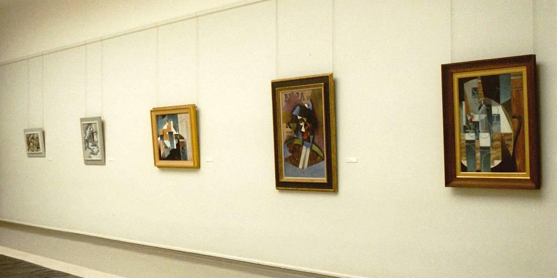 Tentoonstelling Juan Gris, 1994