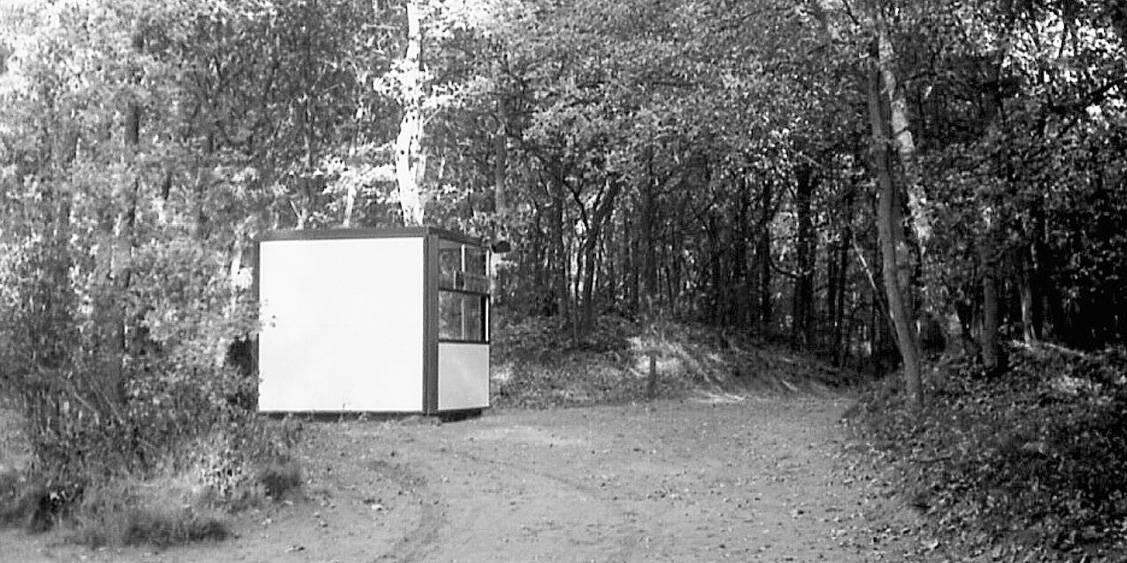 Kho Lian Li, Tijdelijke ingang beeldentuin, 1971