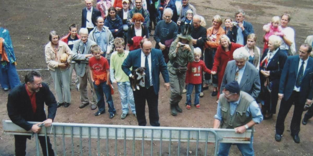 Opening 'Kijk uit/Attention' Krijn Giezen, 27 augustus 2005