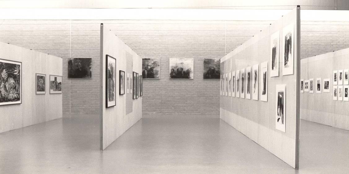 Exhibition 'Little Arena', 1984