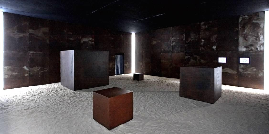 Reconstructie van Carel Visser's Kubusproject (1969-1971), 2008