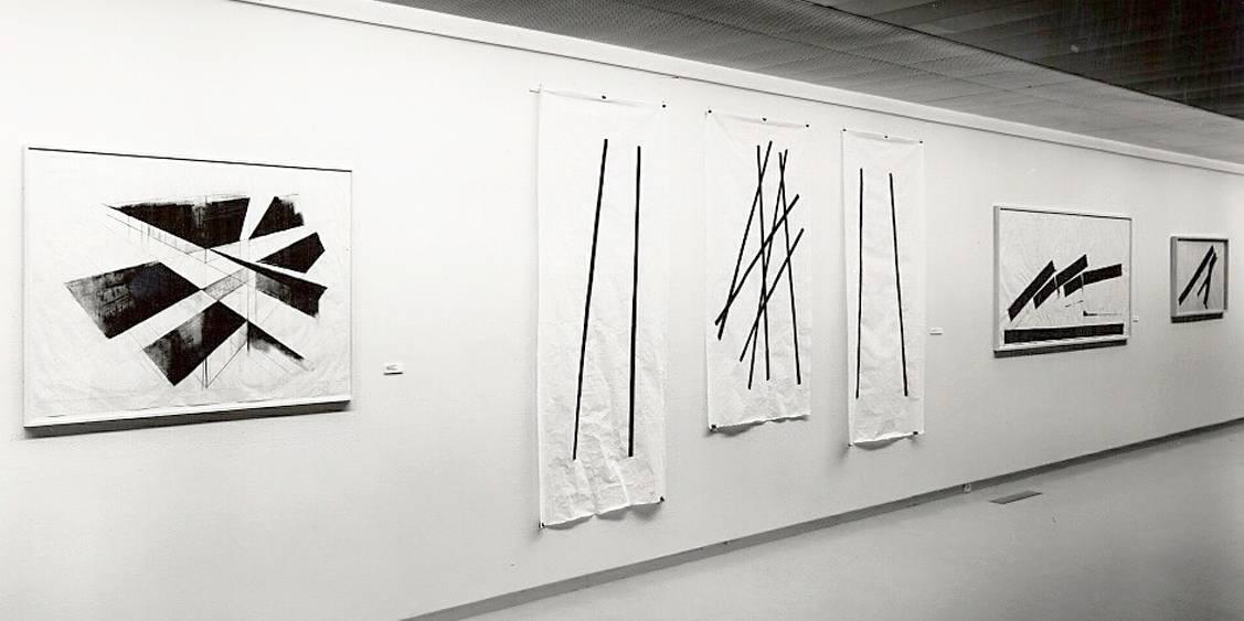 Tentoonstelling 'Loes van der Horst' 1995