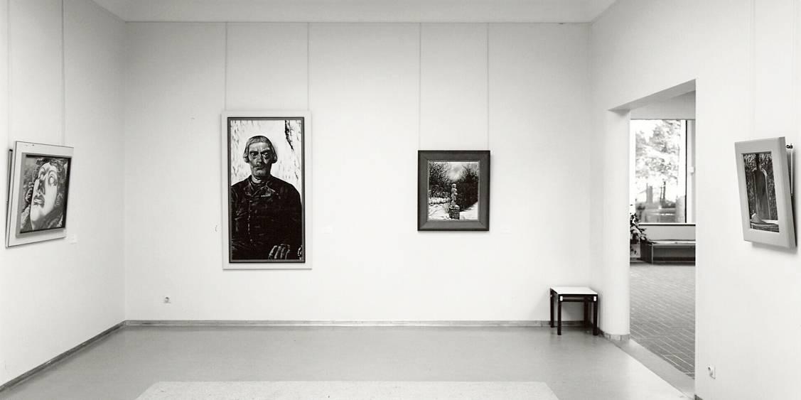 Tentoonstellingsoverzicht 'Charley Toorop', 1995