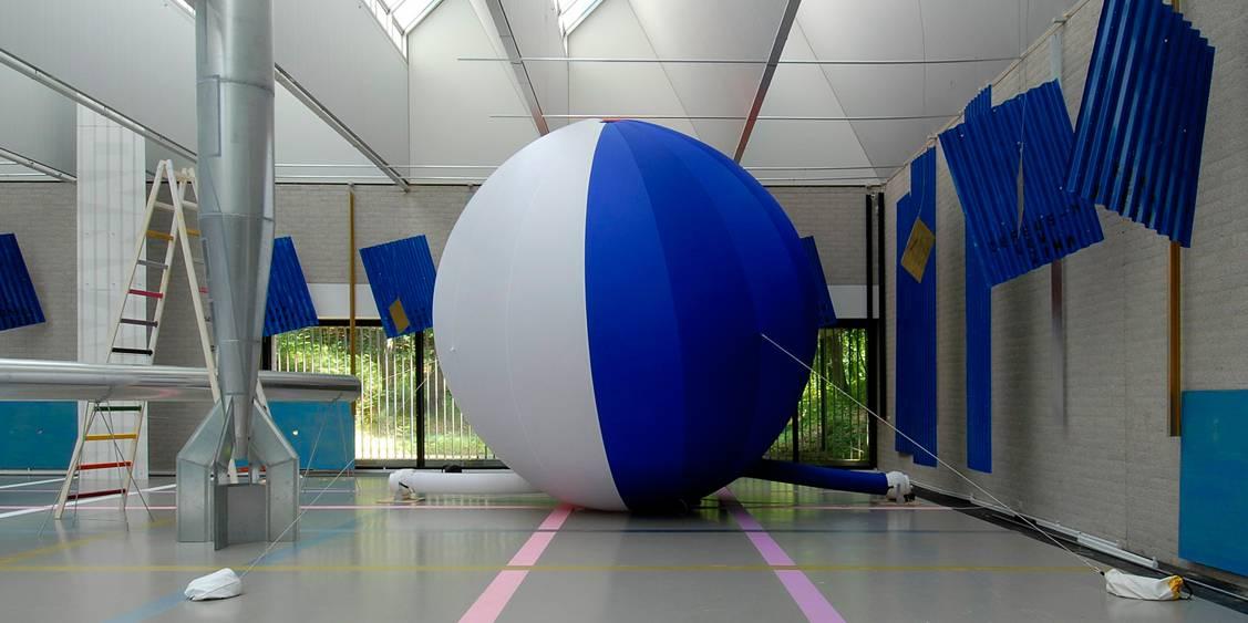 Tentoonstellingsoverzicht 'Living art', 2006