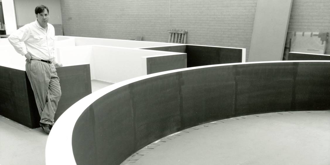 Tentoonstelling Matt Mullican, 1991