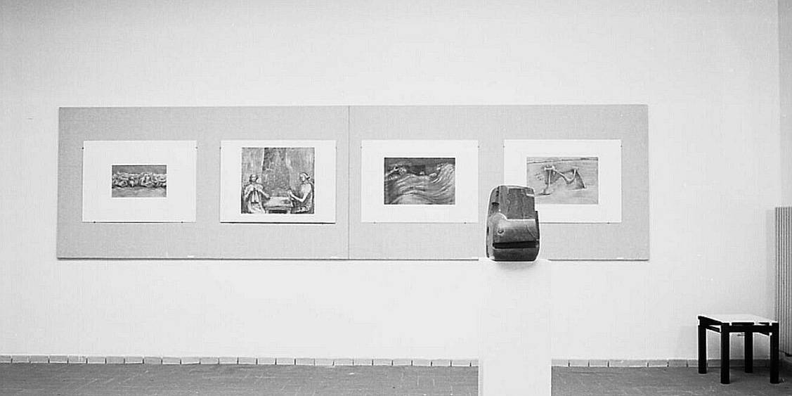 Exhibition of the Sainsbury Collection, 1966