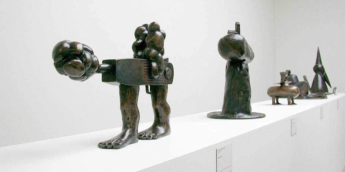 Tentoonstelling 'Van Airut tot Uppik', 2004