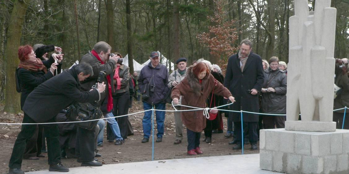 Opening Aldo van Eyck-paviljoen, 21 maart 2006