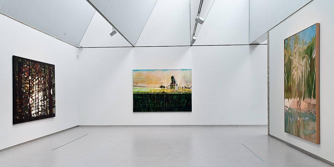 Tentoonstellingsoverzicht 'Windflower', 2011