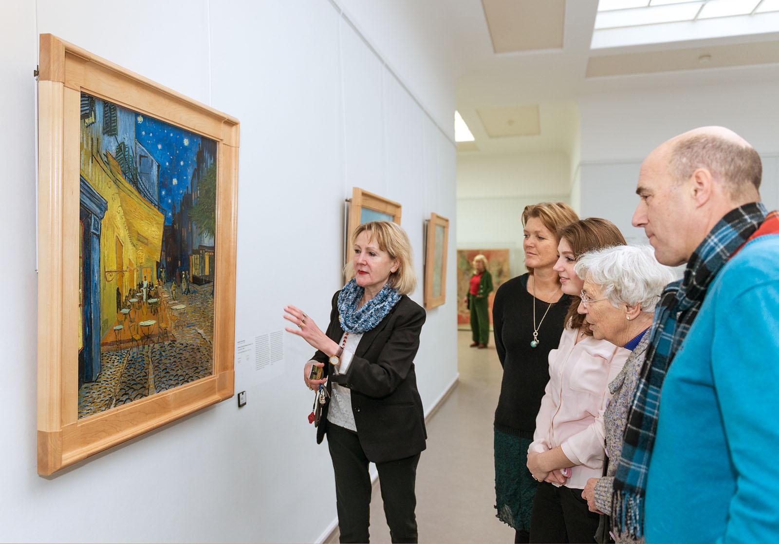 Van Gogh Museum Audio Tour