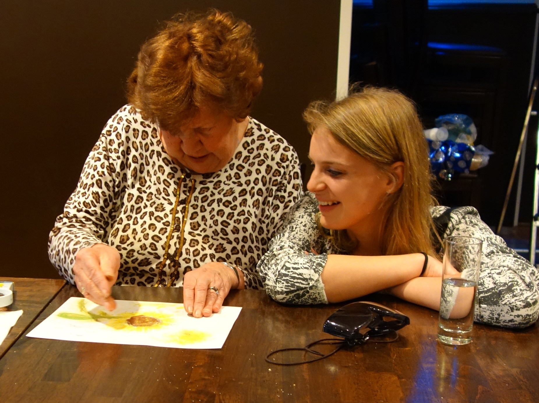 workshop Van Gogh stilleven